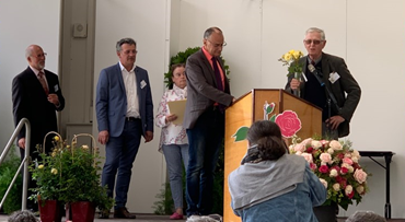 ROSE TRIAL Bagatelle 2019
